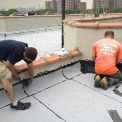 Commercial Roof By Long Island