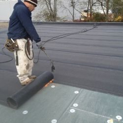 Long Island Commercial Roof Process