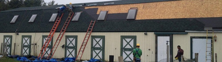 Shingle Roof in Long Island