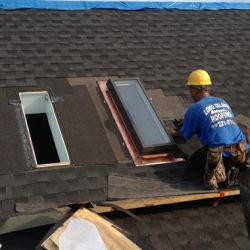 Long Island Roofing Banner. Skylights Roofing Contractor